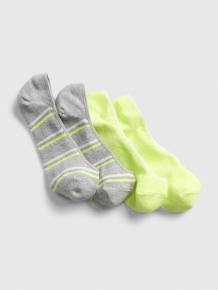 Gap No-Show Socks (2-Pack)