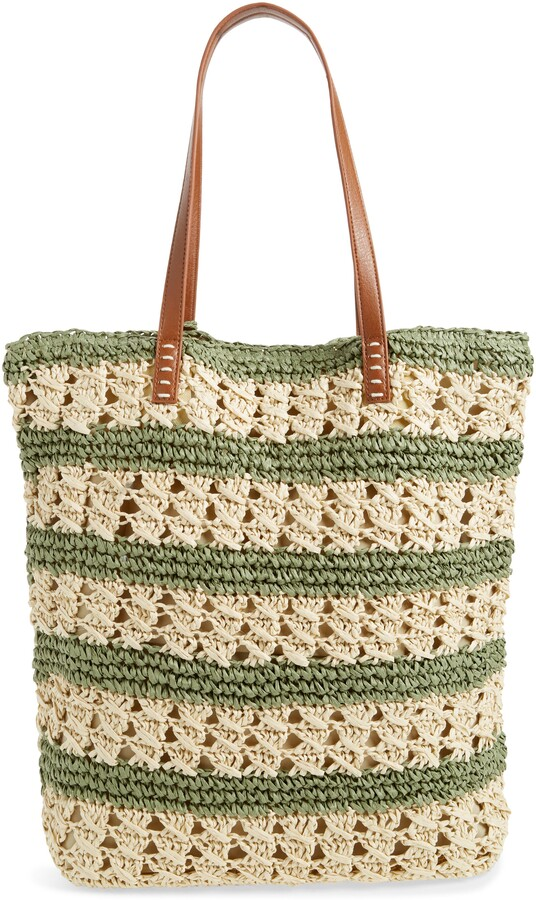 Thumbnail for your product : Nordstrom Celeste Straw Tote