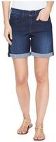 NYDJ Avery Shorts in Burbank Wash Women's Shorts