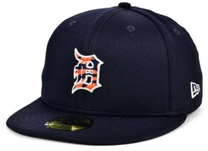 New Era Kids Detroit Tigers 2020 Batting Practice 59FIFTY-fitted Cap