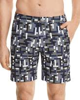 Onia Nintendo Calder Swim Trunks - 100% Exclusive