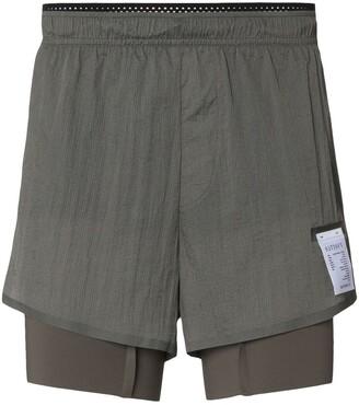 Satisfy Thermal 8 Running shorts
