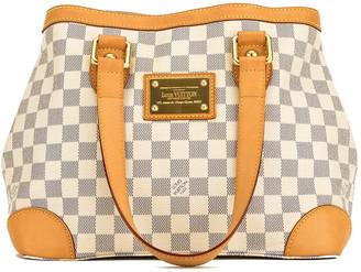Louis Vuitton Damier Azur Canvas Hampstead Pm
