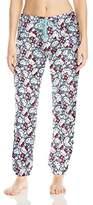 Hello Kitty Women's Pretty in Plush Pants