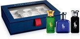 Ralph Lauren 3-Pc. World of Polo Coffret Holiday Gift Set