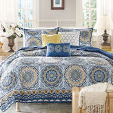 JCPenney Madison Park Moraga 6-pc. Quilted Coverlet Set
