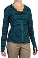 Exofficio Techspressa Striped Hooded Shirt - UPF 15+, Long Sleeve (For Women)