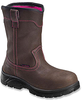 Avenger Safety Footwear Women's 7146 Composite Toe EH WP Wellington