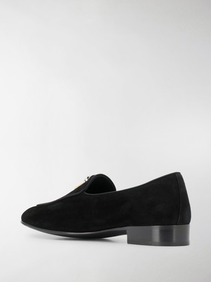 Giuseppe Zanotti Embellished Loafers