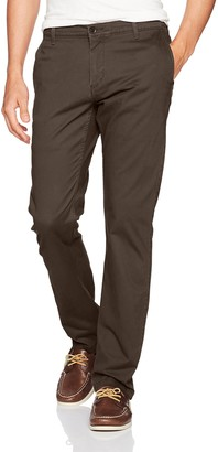 Dockers Washed Khaki Slim Tapered Fit Pants