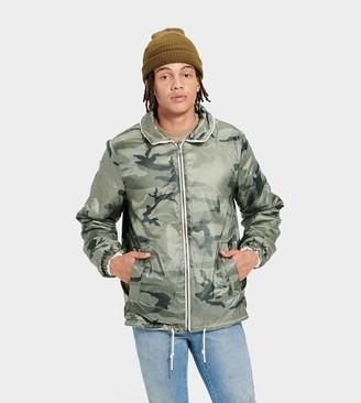 UGG Mace Reversible Sherpa Jacket