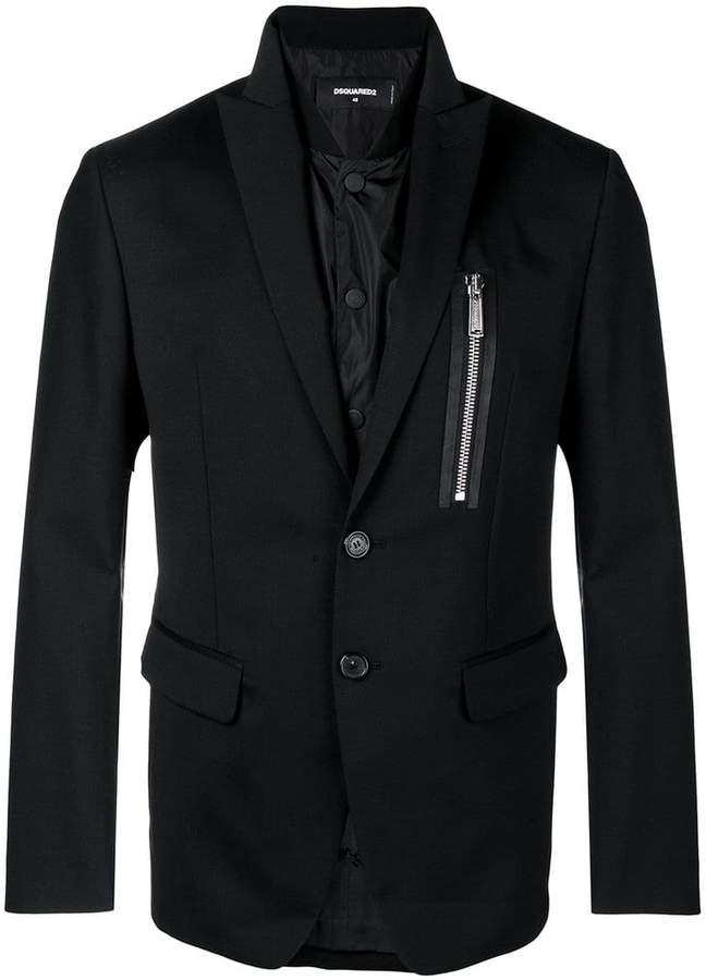 DSQUARED2 twill jacket