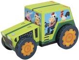 Crocodile Creek Farm Tractor 24 piece Jigsaw Vehicle Play Set Puzzle