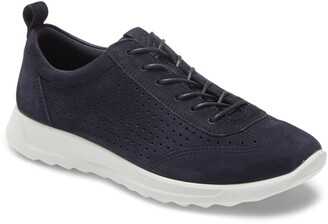 Ecco Flexure Perforated Sneaker