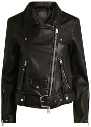 AllSaints Luna Biker Jacket