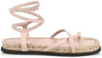 3.1 Phillip Lim Yasmine Strappy Espadrille Sandals