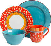 Laurie Gates Jaipur Wave 4-Piece Place Setting