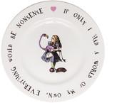 Mrs Moore's Vintage Store - Alice Tea Plate