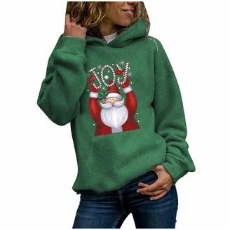 Vemowe Blanket Xmas Jumpers for Women Long Cat Rainbow Jumper Fluffy Jumpers Ladies Jumpers Size 12 Star Wars Christmas Jumper
