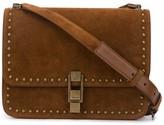 Saint Laurent Stud-Detail Shoulder Bag