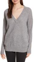 Allude Women's Cashmere V-Neck Sweater
