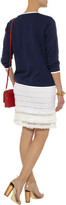Marni Fine-knit cotton-blend cardigan