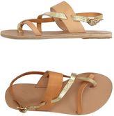 Ancient Greek Sandals Toe strap sandals