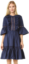 Temperley London Morganne Cotton Dress