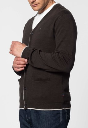 Merc of London Men's Ryan Cardigan