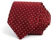 Theory Diamond Dash Skinny Tie