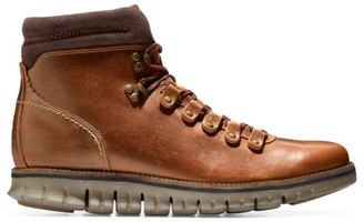 Cole Haan Zerogrand Waterproof Leather Hiker Boots