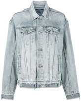 Ksubi Oversized Denim Jacket