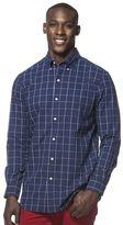 Chaps Men's Open Ground Tattersall Button-Down Shirt