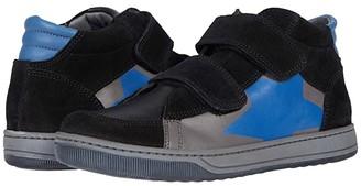 Naturino Ethan VL AW20 (Little Kid/Big Kid) (Black) Boy's Shoes