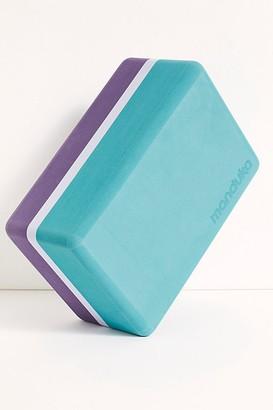 Manduka Yoga Recycled Foam Block