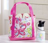 Pottery Barn Kids Pink Butterfly Preschool Tote