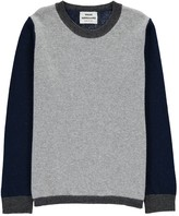 Mads Norgaard Kennyno Wool Tricolour Jumper