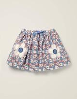 Novelty Pocket Woven Skirt