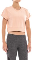 Free People Power T-Shirt - Crew Neck, Short Sleeve (For Women)