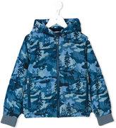 Stella McCartney Scout Blue Landscape jacket