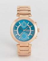 Versace S7908 Versus Star Ferry Bracelet Watch In Rose Gold