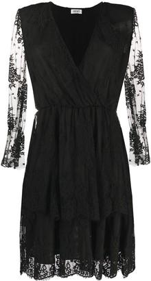 Liu Jo Floral Lace Dress