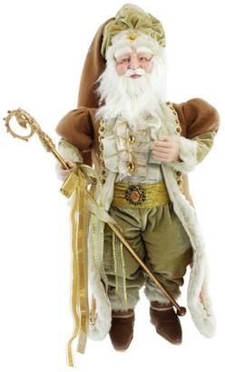 Renaissance2000 Regal Santa Figurine