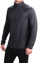 Obermeyer Flex Base Layer Top - Zip Neck, Long Sleeve (For Men)