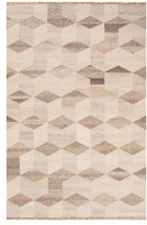 Jaipur Pyramid Blocks Wool Rug