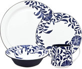 Denby Malmo Bloom 4 Piece Place Setting