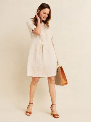 J.Mclaughlin Riviera Linen Dress