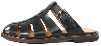 Church's Churchs Fisherman Sandals Black