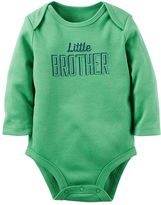 Carter's Baby Boy Family Graphic Bodysuit