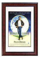 Steiner Sports Kevin Costner Autographed Field Of Dreams Movie Poster